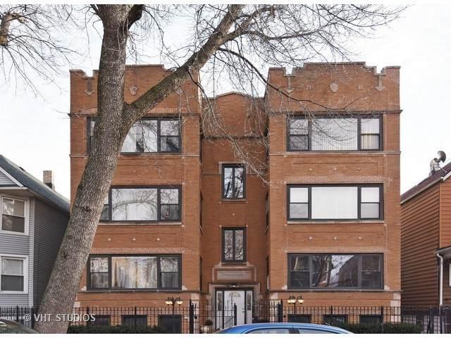 2537 N Hamlin Avenue 3S, Chicago, IL 60647 (MLS #10637163) :: John Lyons Real Estate