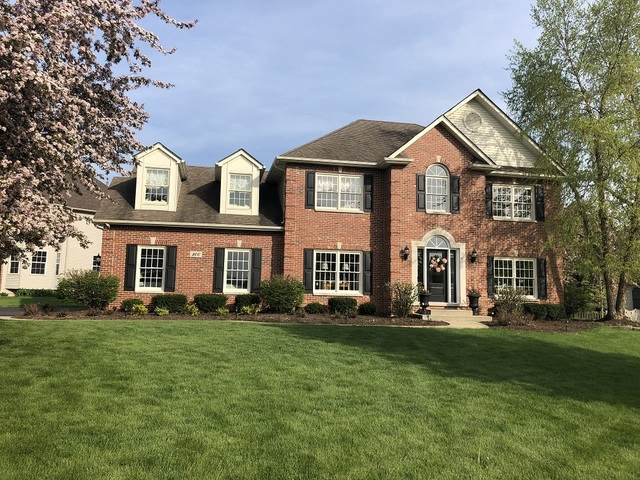 300 Ash Grove Lane, Oswego, IL 60543 (MLS #10637166) :: Property Consultants Realty
