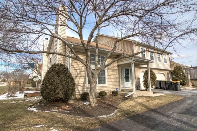 165 Hazelnut Drive, Streamwood, IL 60107 (MLS #10637180) :: Ani Real Estate