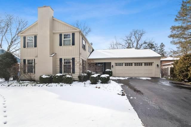 630 Earl Drive, Northfield, IL 60093 (MLS #10637215) :: Helen Oliveri Real Estate