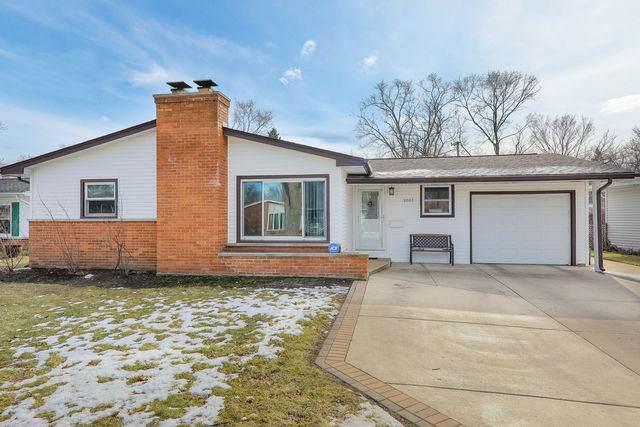 1001 Woodland Drive, Wheeling, IL 60090 (MLS #10637216) :: Helen Oliveri Real Estate