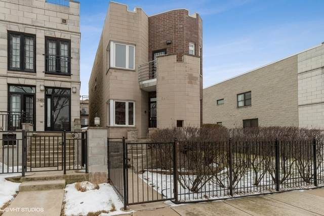 541 E 44th Place, Chicago, IL 60653 (MLS #10637232) :: Property Consultants Realty