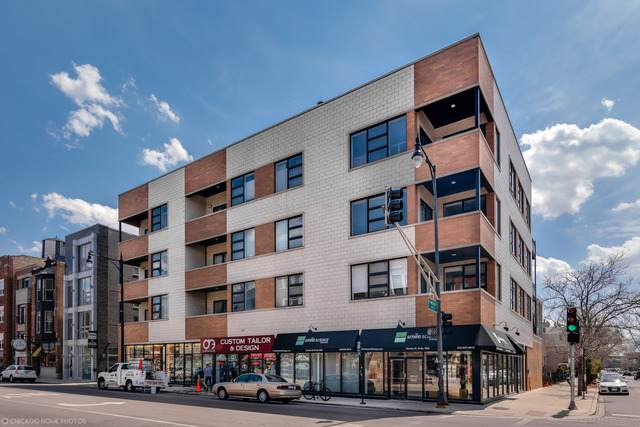 1555 N Wood Street #203, Chicago, IL 60622 (MLS #10637244) :: Property Consultants Realty