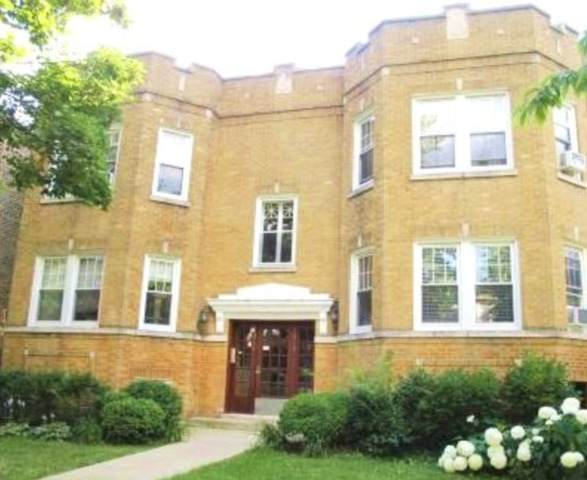 3846 N Richmond Street G, Chicago, IL 60618 (MLS #10637301) :: Property Consultants Realty