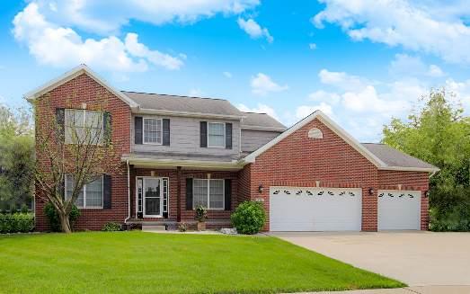 2711 Degarmo Drive, Bloomington, IL 61704 (MLS #10637304) :: BN Homes Group
