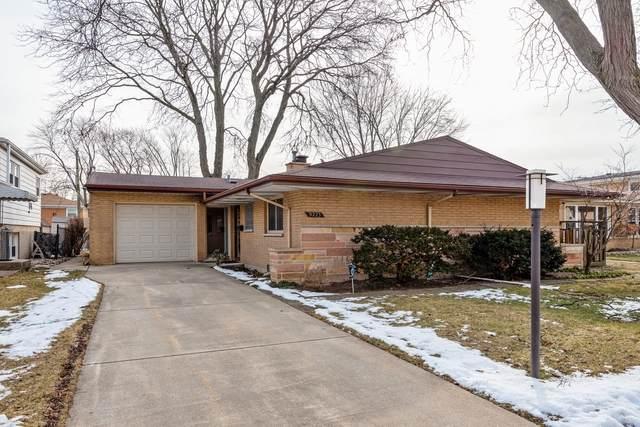 9223 Major Avenue, Morton Grove, IL 60053 (MLS #10637324) :: Ryan Dallas Real Estate