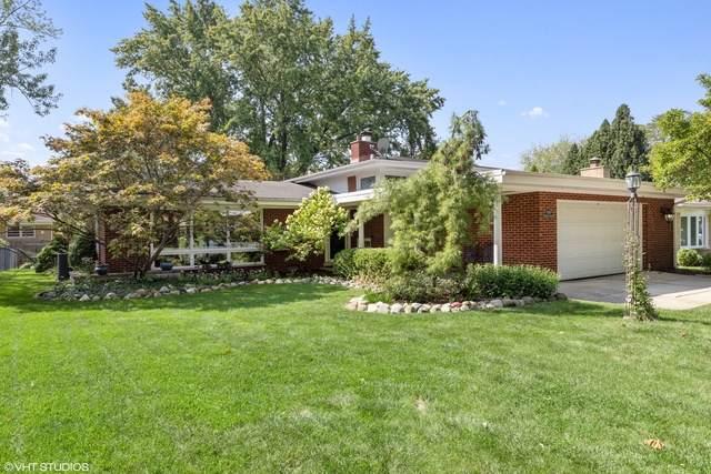 5124 Ellington Avenue, Western Springs, IL 60558 (MLS #10637357) :: The Wexler Group at Keller Williams Preferred Realty
