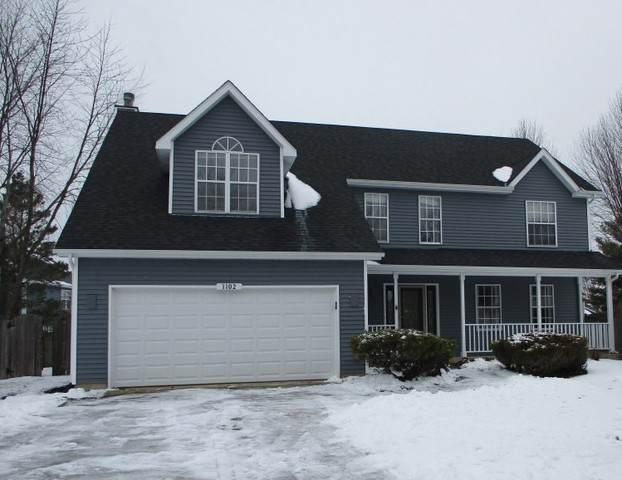 1102 Oak Crest Drive, North Aurora, IL 60542 (MLS #10637361) :: Lewke Partners