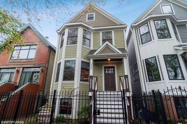 3036 N Hoyne Avenue, Chicago, IL 60618 (MLS #10637394) :: Touchstone Group