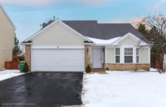 14 Kenilworth Avenue, Romeoville, IL 60446 (MLS #10637409) :: The Wexler Group at Keller Williams Preferred Realty