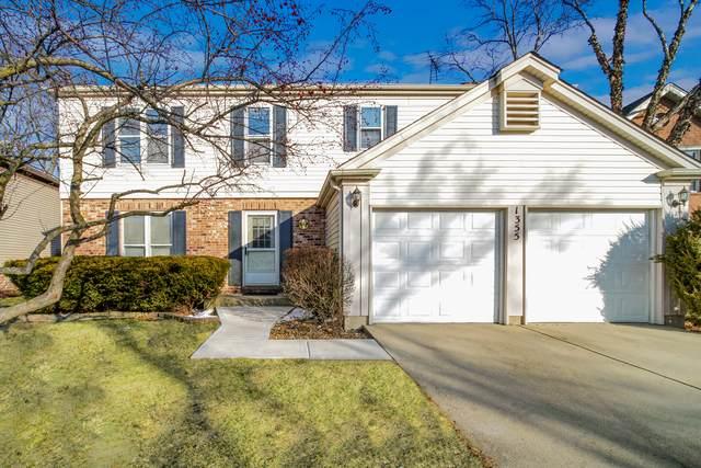 1355 Green Knolls Drive, Buffalo Grove, IL 60089 (MLS #10637426) :: Baz Network | Keller Williams Elite