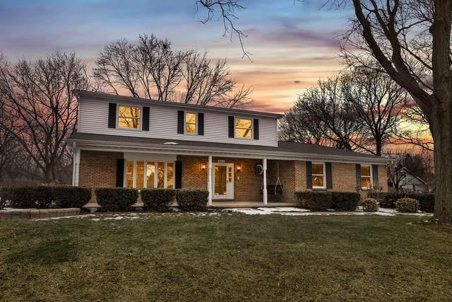 612 S Charles Avenue, Naperville, IL 60540 (MLS #10637451) :: Helen Oliveri Real Estate