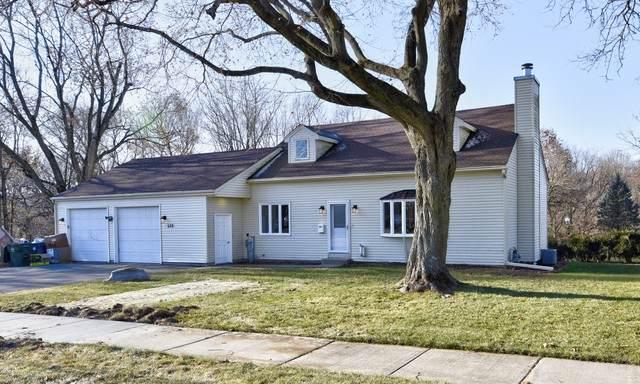 520 S Hubbard Street, Algonquin, IL 60102 (MLS #10637514) :: John Lyons Real Estate
