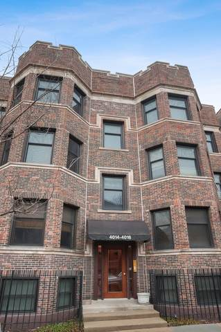 4014 N Clarendon Avenue 4S, Chicago, IL 60613 (MLS #10637529) :: Property Consultants Realty