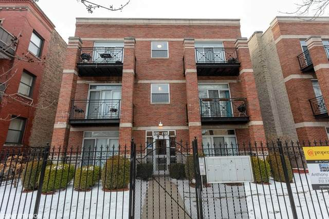 4910 S Vincennes Avenue #1, Chicago, IL 60615 (MLS #10637558) :: Property Consultants Realty