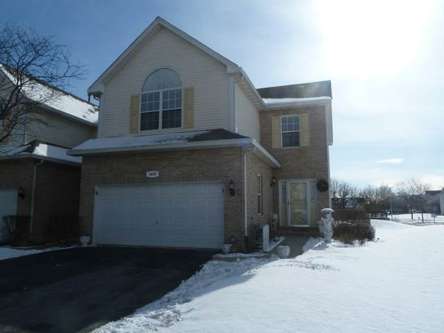 1079 Lily Field Lane, Bolingbrook, IL 60440 (MLS #10637570) :: Property Consultants Realty