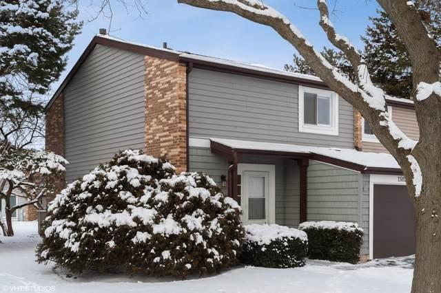 1502 Cedarwood Lane, Wheeling, IL 60090 (MLS #10637622) :: Helen Oliveri Real Estate