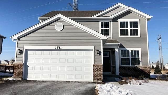 1511 Staghorn Drive, Joliet, IL 60431 (MLS #10637637) :: Helen Oliveri Real Estate