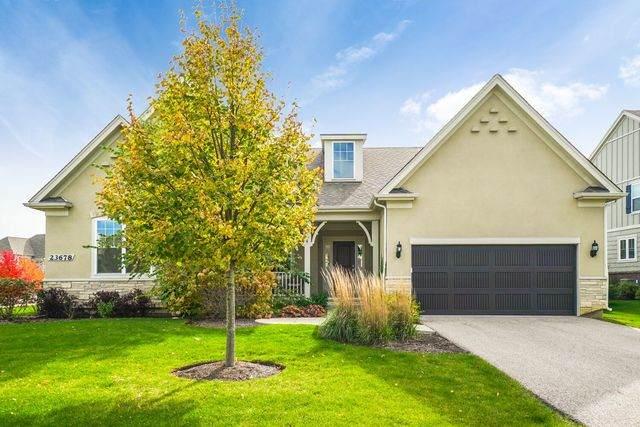 23678 N Sanctuary Club Drive, Kildeer, IL 60047 (MLS #10637747) :: Helen Oliveri Real Estate