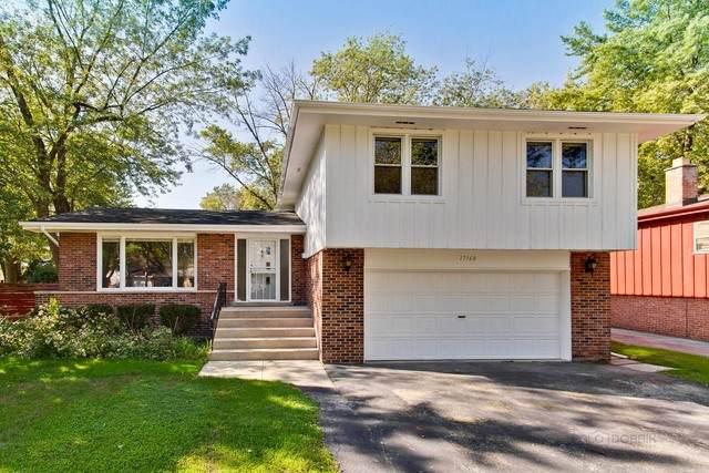 17160 Evans Drive, South Holland, IL 60473 (MLS #10637764) :: Lewke Partners