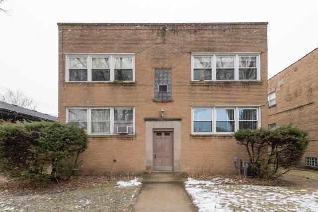 2819 W Balmoral Avenue 2W, Chicago, IL 60625 (MLS #10637767) :: Helen Oliveri Real Estate