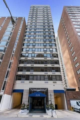 221 E Walton Place 20E, Chicago, IL 60611 (MLS #10637782) :: Baz Network | Keller Williams Elite