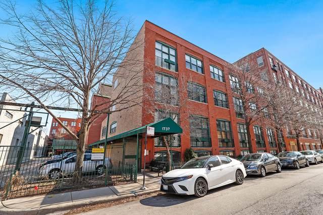 1737 N Paulina Street #303, Chicago, IL 60622 (MLS #10637809) :: Helen Oliveri Real Estate