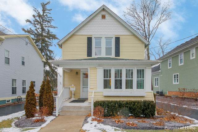 413 E Indiana Street, Wheaton, IL 60187 (MLS #10637811) :: Ryan Dallas Real Estate