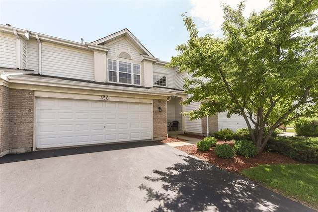 458 Blue Springs Drive, Fox Lake, IL 60020 (MLS #10637827) :: Baz Network | Keller Williams Elite