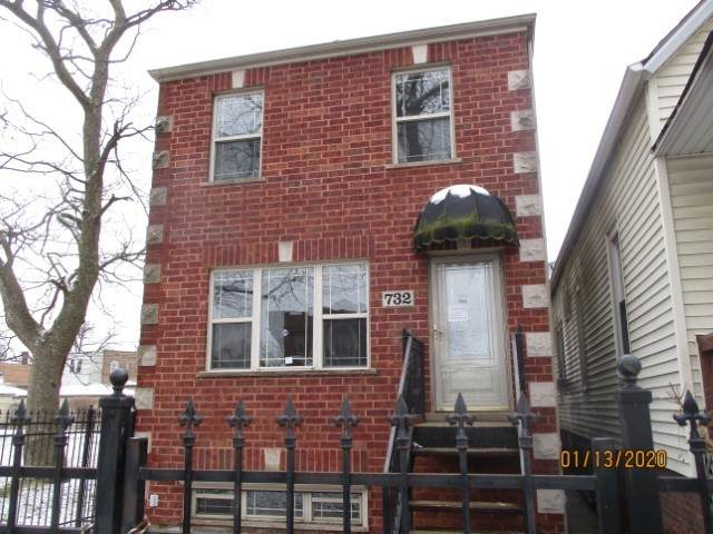 732 E 90th Street, Chicago, IL 60619 (MLS #10637863) :: Property Consultants Realty