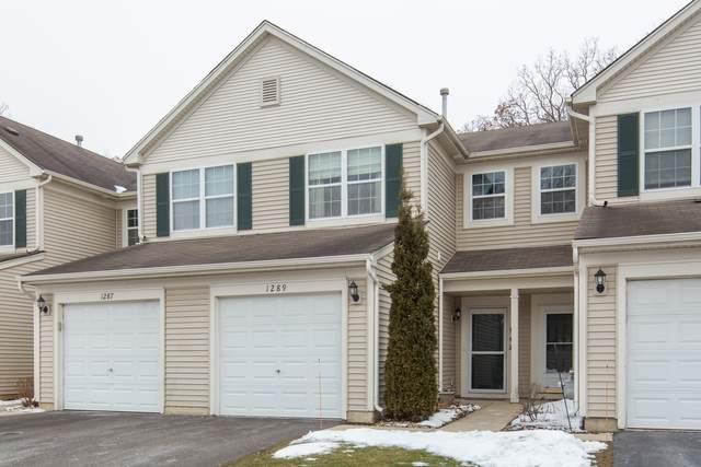 1289 Brookdale Drive, Carpentersville, IL 60110 (MLS #10637868) :: BN Homes Group