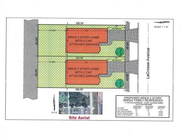 11741 Lacrosse Avenue, Alsip, IL 60803 (MLS #10637874) :: Touchstone Group