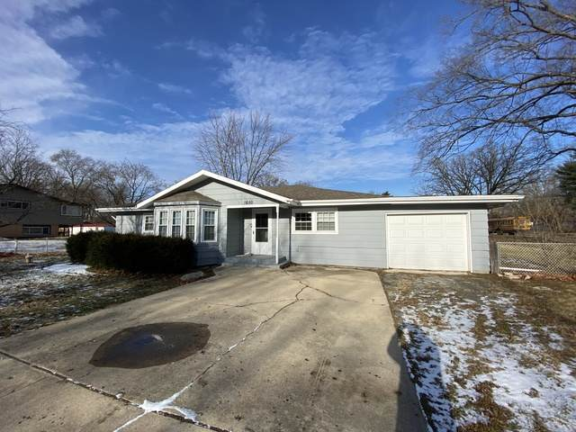 1650 W Maple Lane, Crete, IL 60417 (MLS #10637917) :: Baz Network | Keller Williams Elite