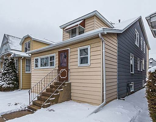 3634 N Christiana Avenue, Chicago, IL 60618 (MLS #10637921) :: Property Consultants Realty