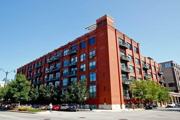 1000 W Washington Boulevard #326, Chicago, IL 60607 (MLS #10637926) :: Helen Oliveri Real Estate