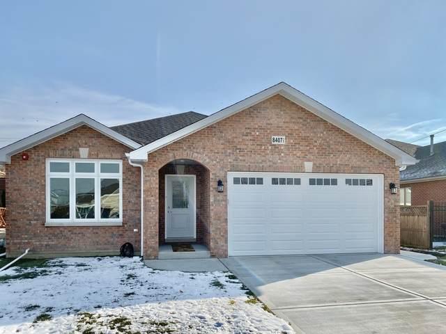 8407 1/2 Thomas Avenue, Bridgeview, IL 60455 (MLS #10637927) :: John Lyons Real Estate