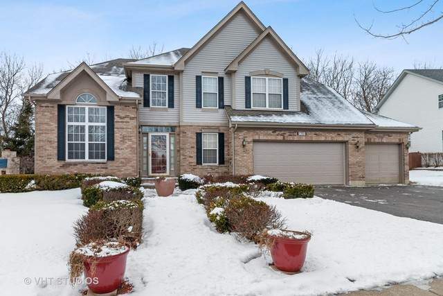 1701 Rolling Hills Drive, Crystal Lake, IL 60014 (MLS #10637982) :: The Perotti Group | Compass Real Estate