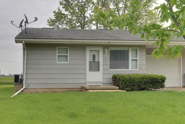 407 N Western Avenue, MINIER, IL 61759 (MLS #10637984) :: John Lyons Real Estate