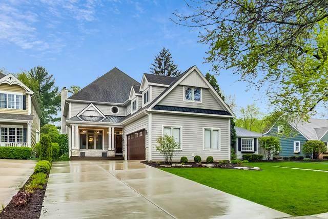 325 Park Avenue, Clarendon Hills, IL 60514 (MLS #10638050) :: Property Consultants Realty