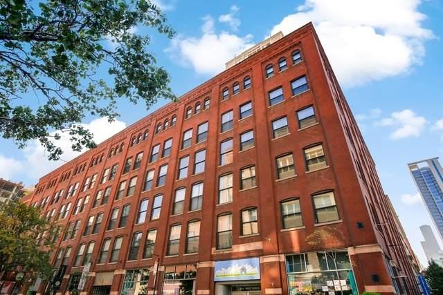 225 W Huron Street #608, Chicago, IL 60654 (MLS #10638090) :: Baz Network | Keller Williams Elite