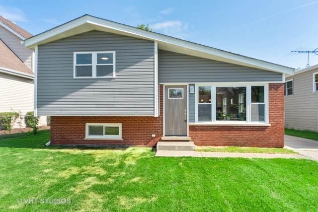 553 W Babcock Avenue, Elmhurst, IL 60126 (MLS #10638098) :: Helen Oliveri Real Estate
