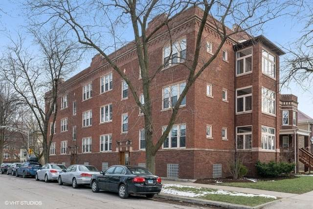 3753 W Byron Street #3, Chicago, IL 60618 (MLS #10638104) :: Property Consultants Realty