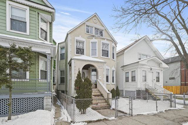 6119 N Wolcott Avenue, Chicago, IL 60660 (MLS #10638156) :: Property Consultants Realty