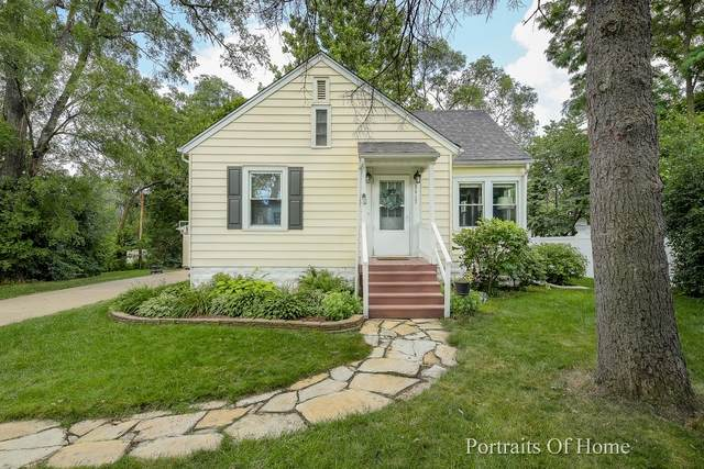 5517 Hillcrest Avenue, Downers Grove, IL 60515 (MLS #10638162) :: Century 21 Affiliated
