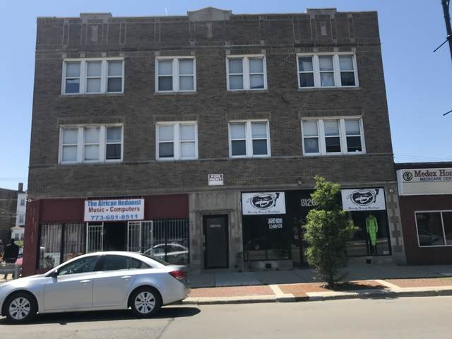 8128 Cottage Grove Avenue, Chicago, IL 60619 (MLS #10638201) :: Property Consultants Realty