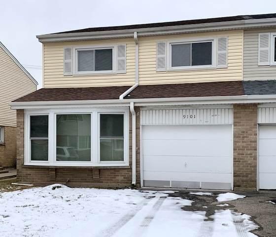 9101 W Oaks Avenue, Des Plaines, IL 60016 (MLS #10638252) :: Helen Oliveri Real Estate