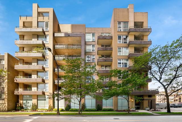 5430 N Sheridan Road #605, Chicago, IL 60640 (MLS #10638266) :: Baz Network | Keller Williams Elite