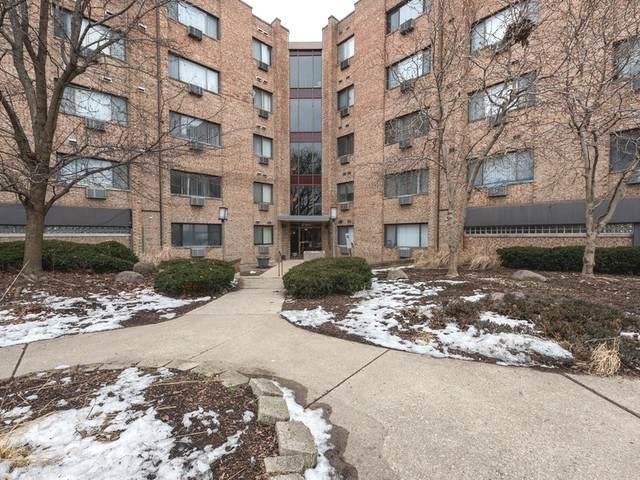 5358 N Cumberland Avenue 223-2, Chicago, IL 60656 (MLS #10638316) :: Helen Oliveri Real Estate
