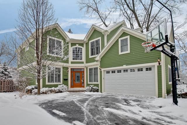 332 Grant Court, Libertyville, IL 60048 (MLS #10638338) :: John Lyons Real Estate