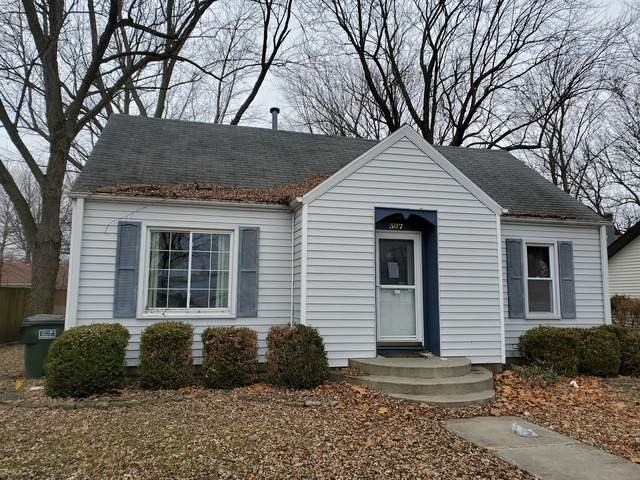 307 N Jackson Street, Gardner, IL 60424 (MLS #10638343) :: Angela Walker Homes Real Estate Group
